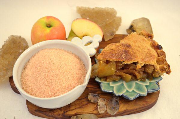 apple pie cotton candy sugar