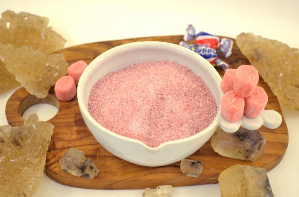 bubblegum cotton candy sugar