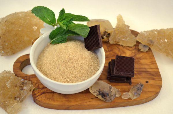chocolate mint cotton candy sugar