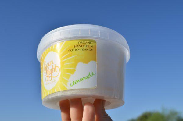 lemonade cotton candy tub