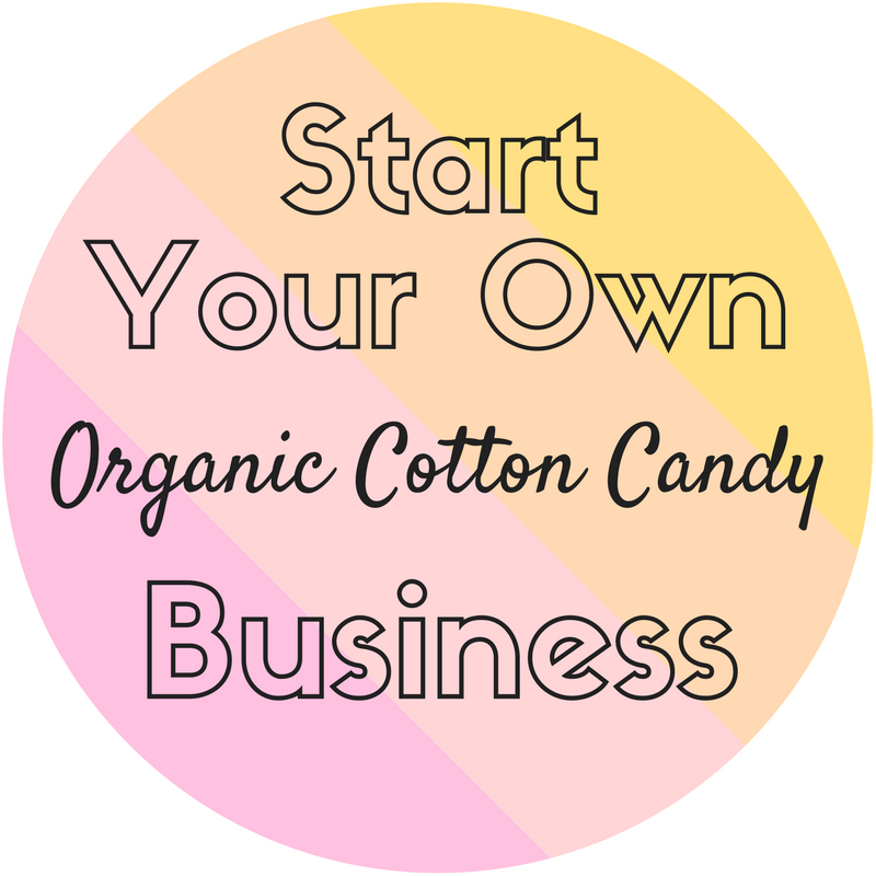 Start Your Own Cotton Candy Business