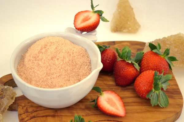 strawberry cotton candy sugar